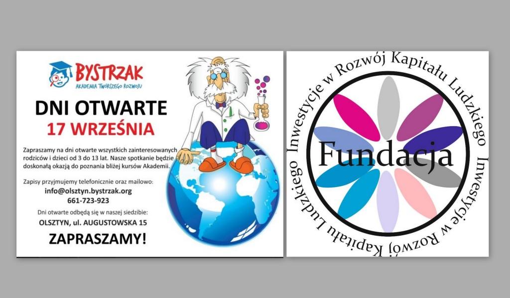 fundacja rekomenduje Bystrzaka